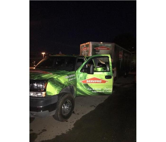SERVPRO Storm Team Is Ready To Help