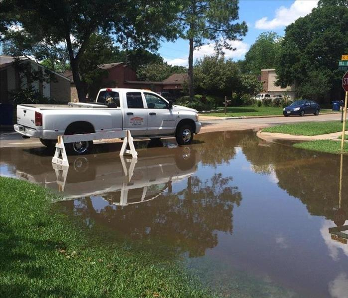 Team SERVPRO Continues to Serve Flooded Houston