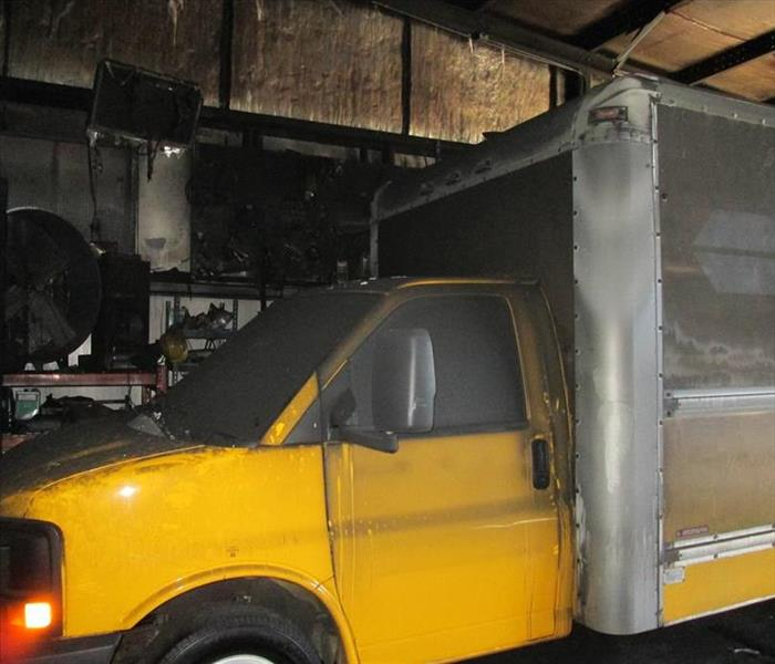 Knoxville Fire Damage Restoration