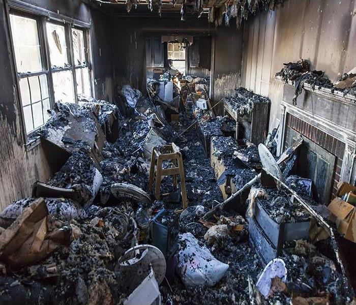 Fire Damage You Can Call Our Fire Damage Specialists 24/7 To Restore Your Home In Knoxville To Pre-Damage Condition