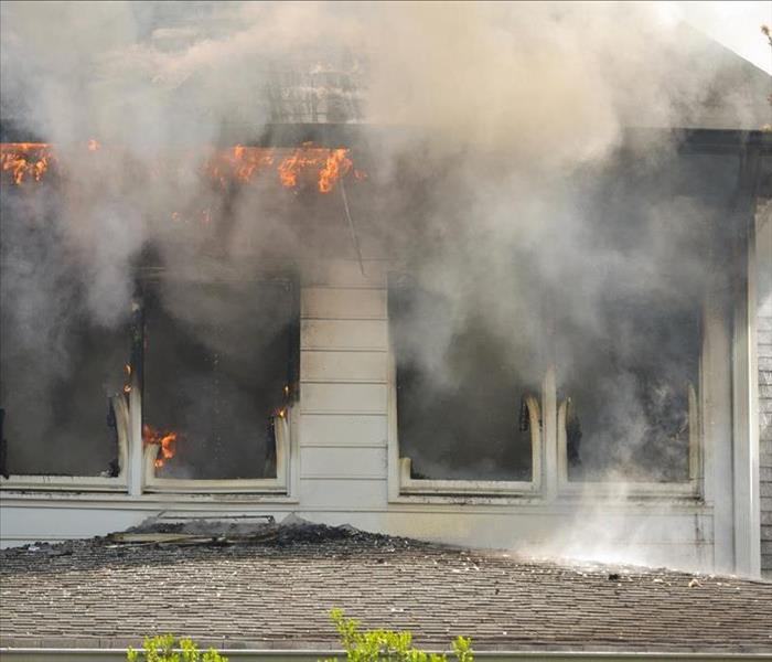 Fire Damage  How SERVPRO Can Help You Come Back From Smoke Damage in Your Bearden Home