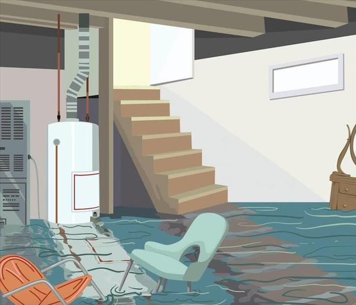 Water Damage Water Removal in Knoxville