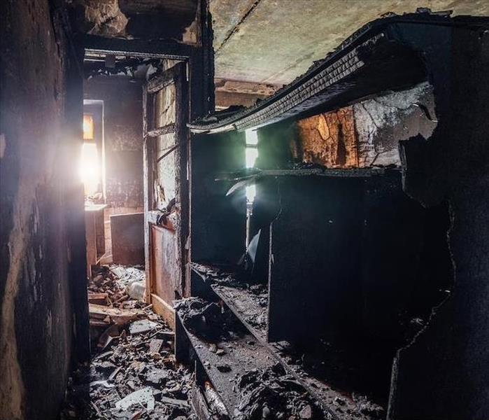 Fire Damage SERVPRO Technicians Use Many Ways to Effectively Combat Odor After a Fire in Rocky Hill